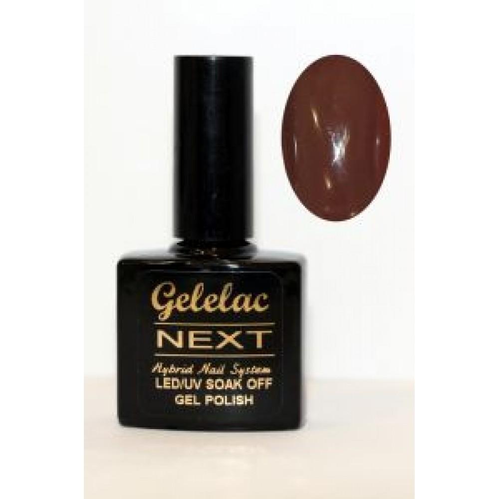 LED Gelelac NEXT E-0080 - гель-лак двойной пигментации, 10,5ml