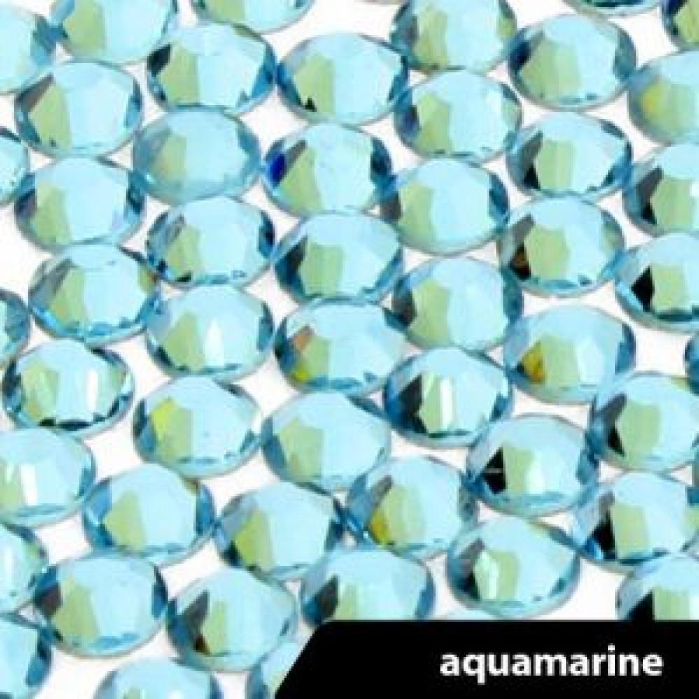 Стразы AQUAMARINE SS3-100шт