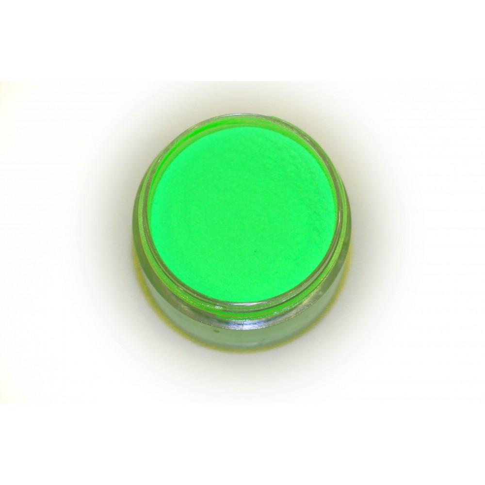 Цветная пудра для лепки LEX Neon Green - 7г
