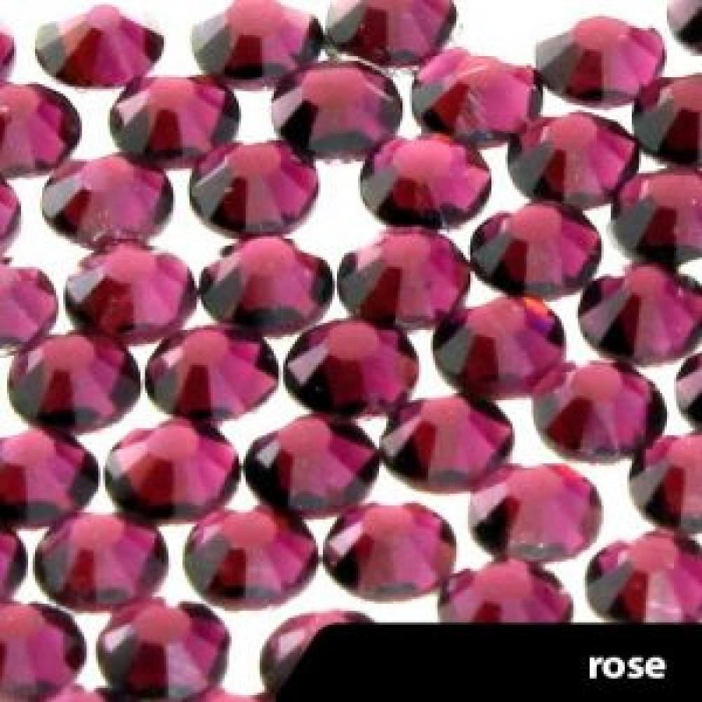 Стразы ROSE SS3-100шт