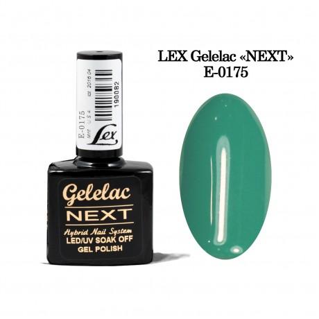LEX Gelelac NEXT E-0175- гель-лак двойной пигментации, 10,5ml