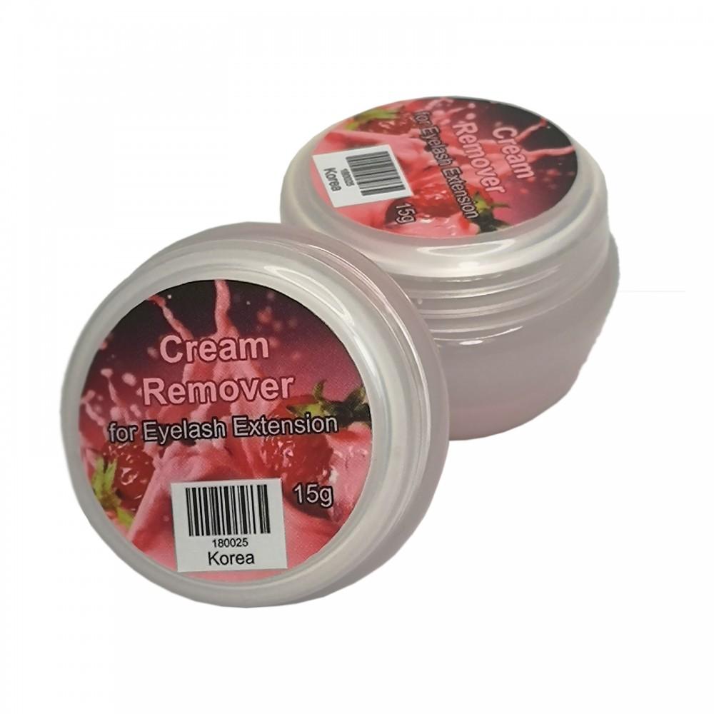 Крем для снятия ресниц Cream Remover 15g