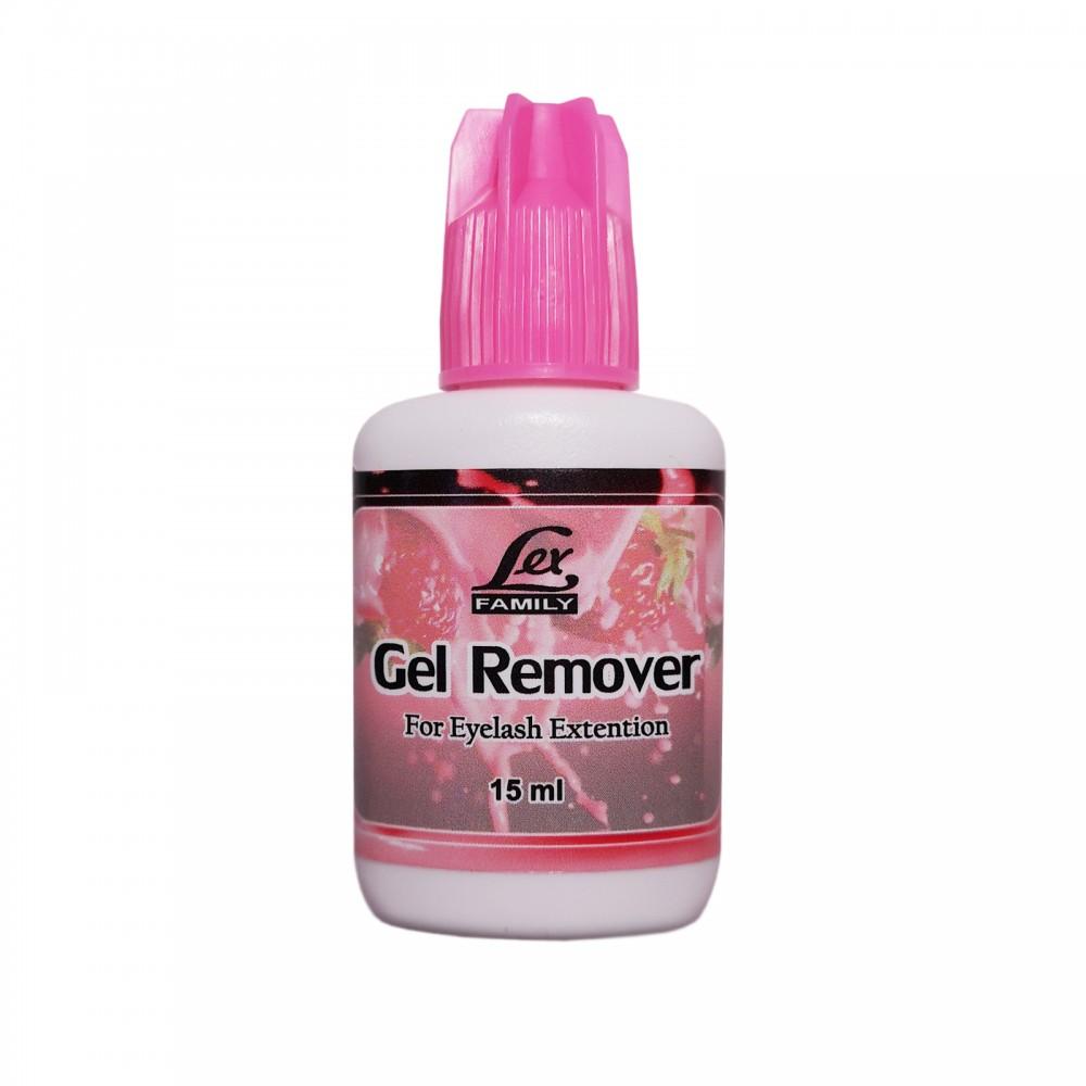 Гель для снятия ресниц Gel Remover 15g
