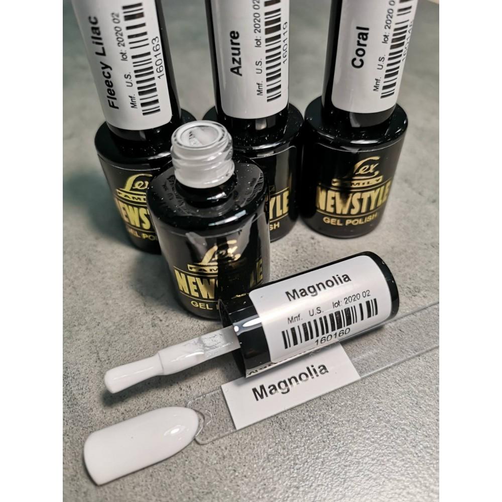 LEX NEW STYLE Magnolia - гель лак сверхплотной пигментации, 8ml