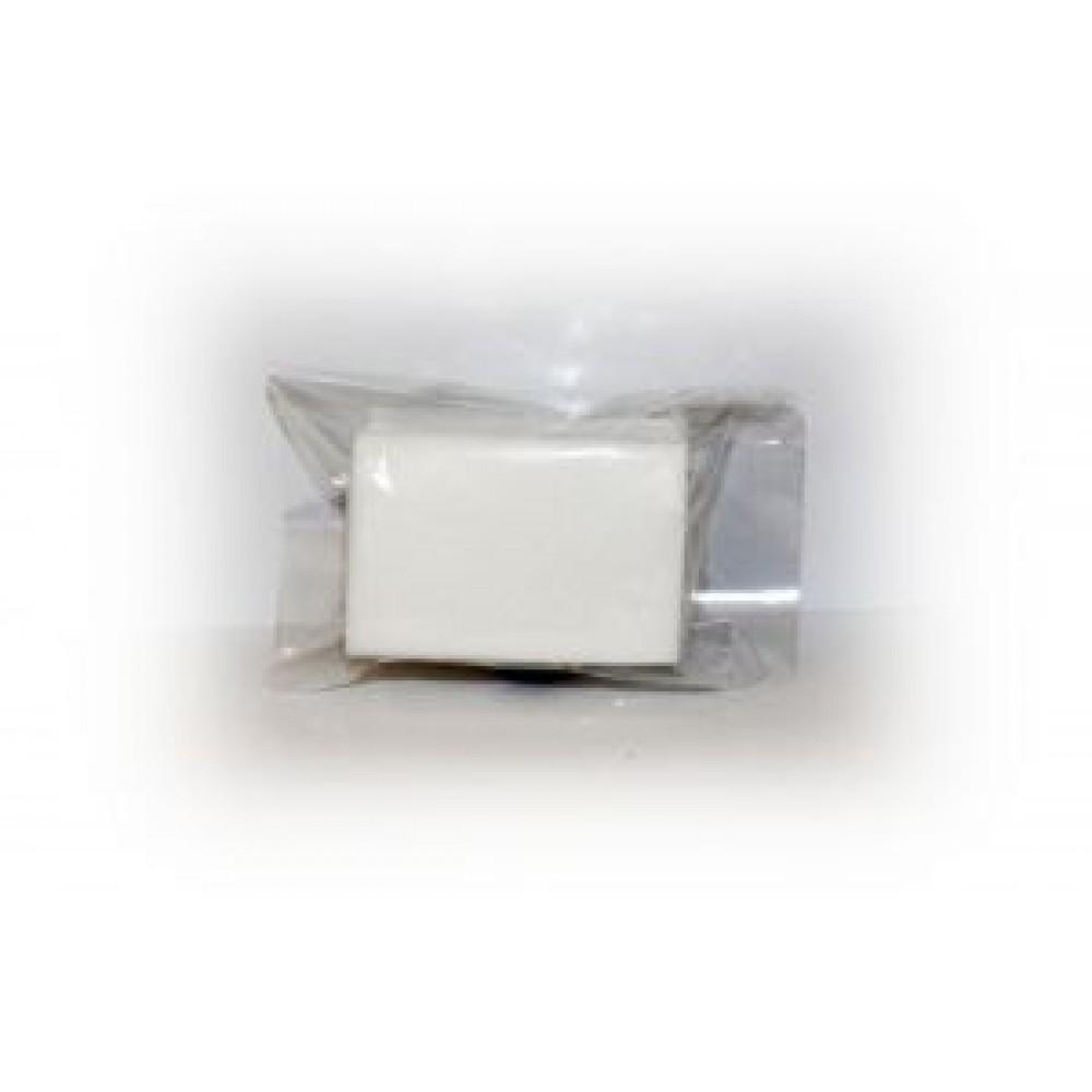 Салфетки безворсовые тканевые 100шт