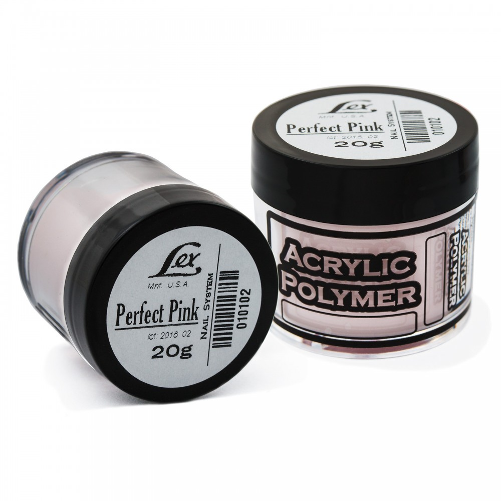 LEX Акриловая пудра pink 20гр