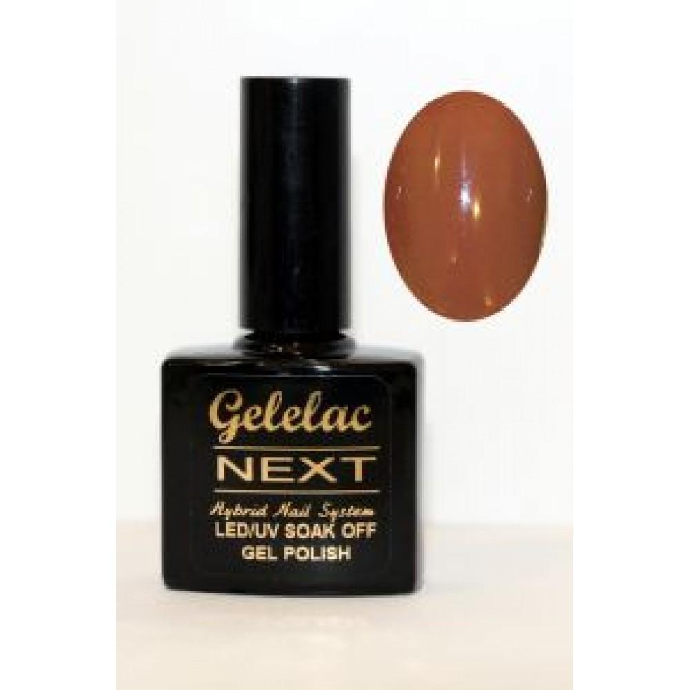 LED Gelelac NEXT E-0243 - гель-лак двойной пигментации, 10,5ml