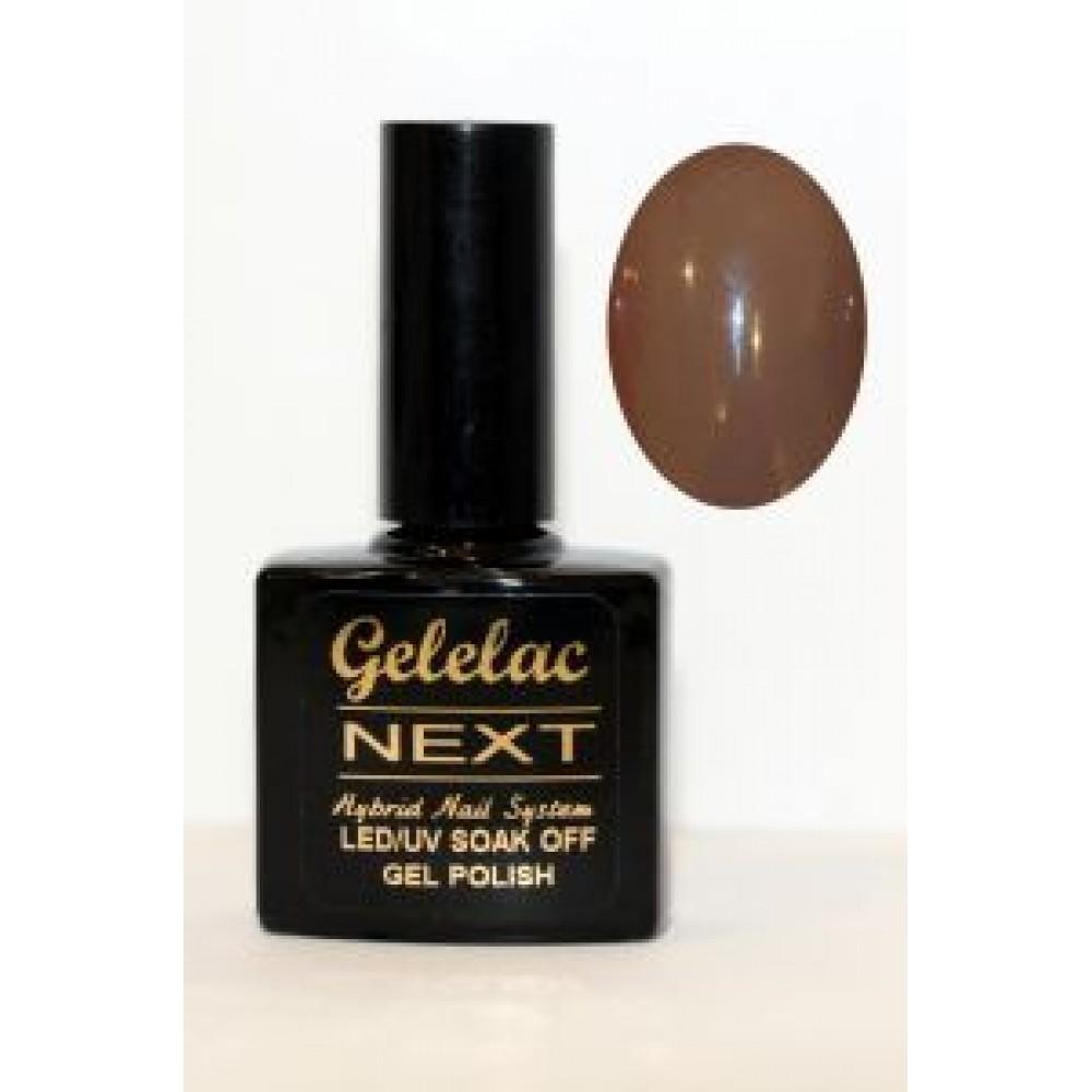 LED Gelelac NEXT E-0332 - гель-лак двойной пигментации, 10,5ml