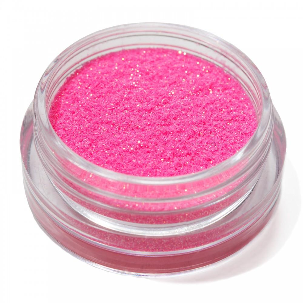 Блестки мелкие для nail дизайна розовые