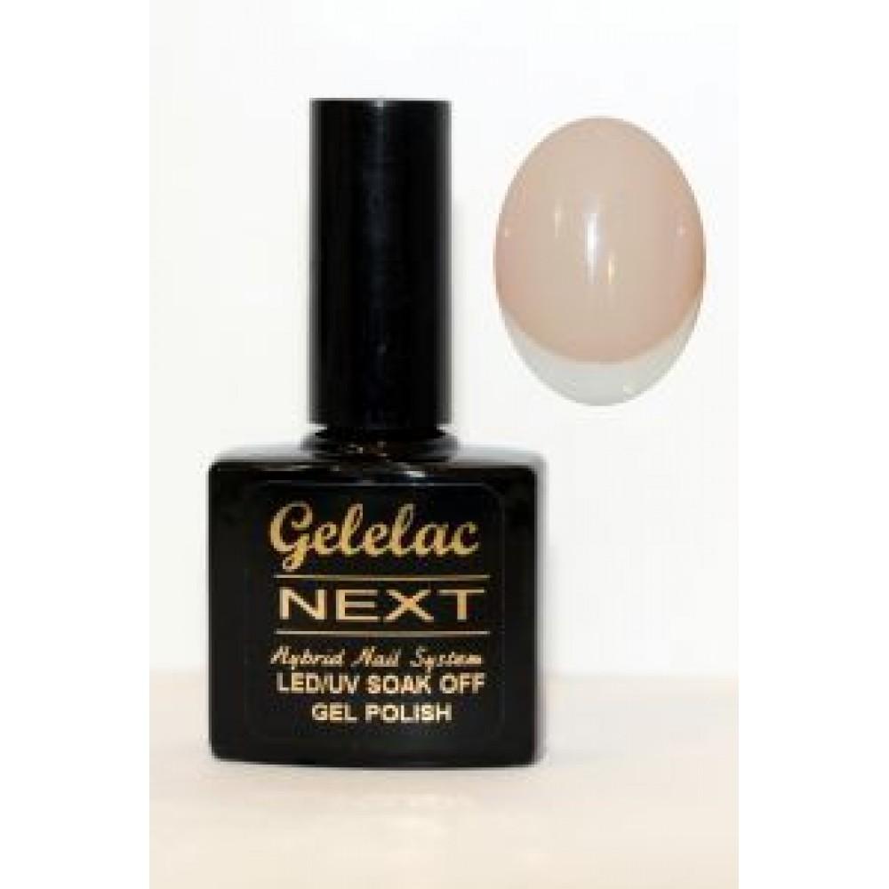 LED Gelelac NEXT F-0022 - гель-лак двойной пигментации, 10,5ml