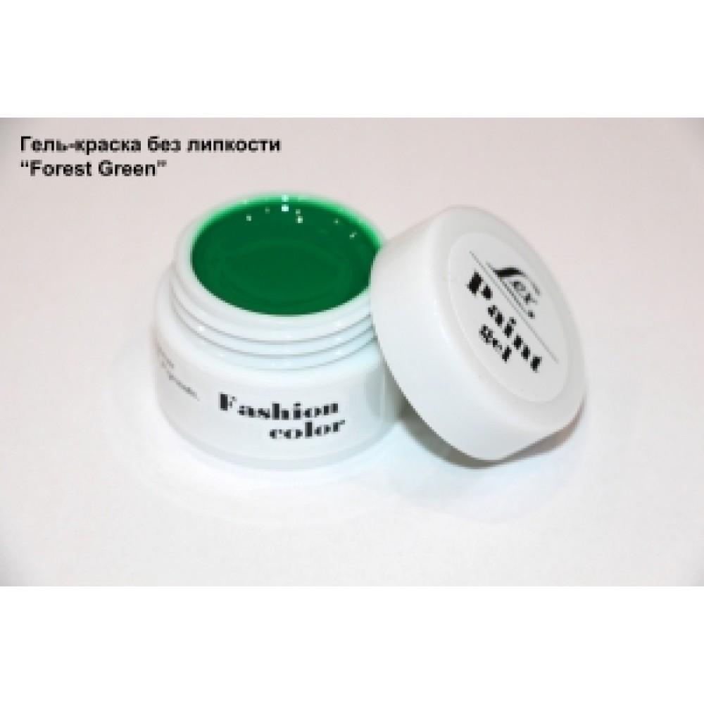 LEX Paint Gel Forest Green - гель-краска без остаточной липкости, 7g