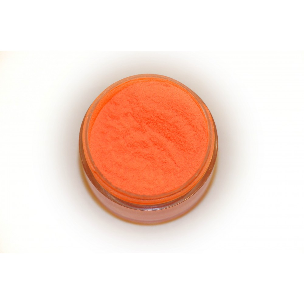 Цветная пудра для лепки LEX Neon Orange - 7г