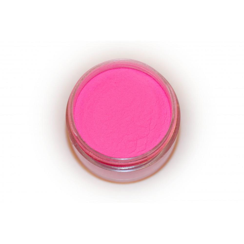 Цветная пудра для лепки LEX Neon Pink - 7г