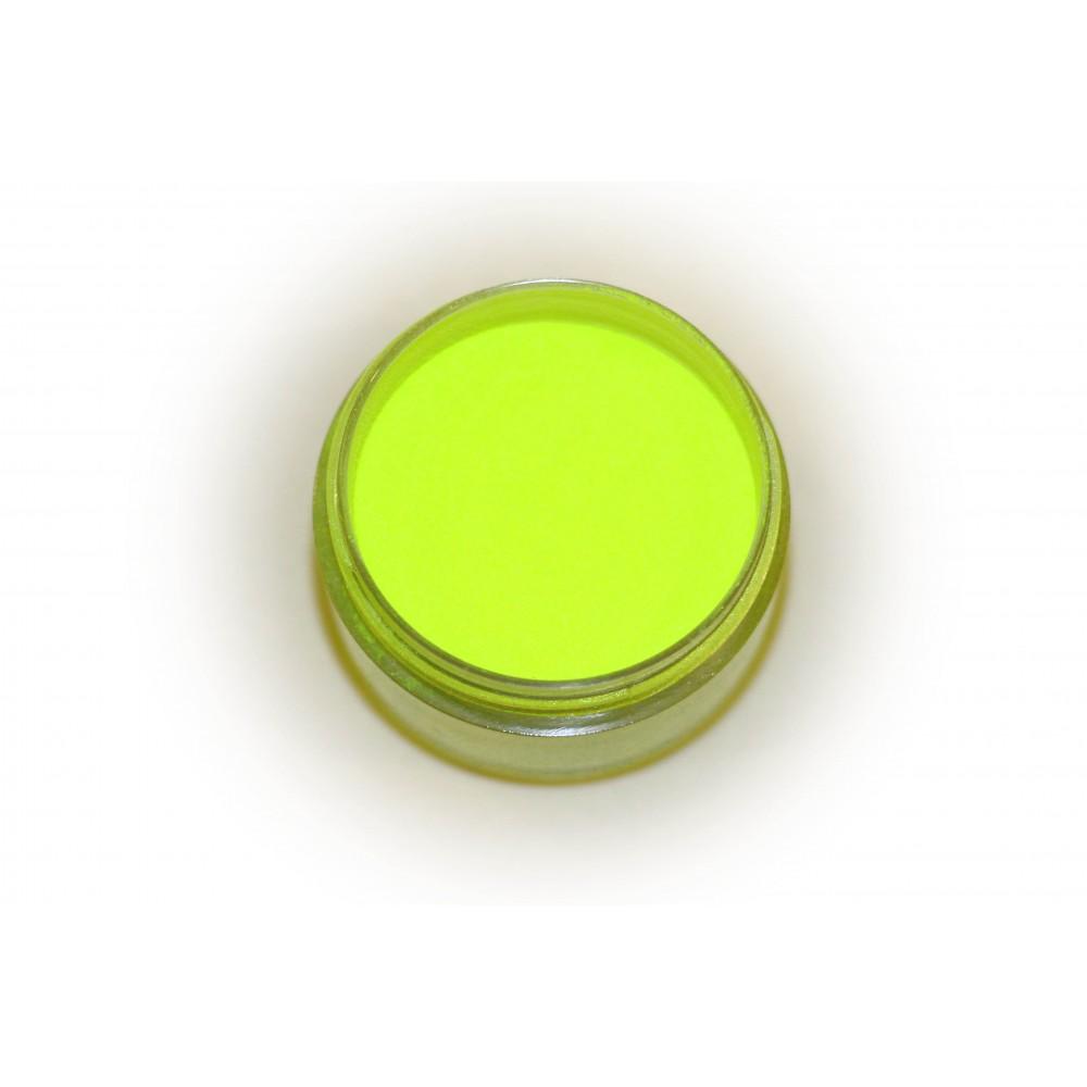 Цветная пудра для лепки LEX Neon Yellow - 7г