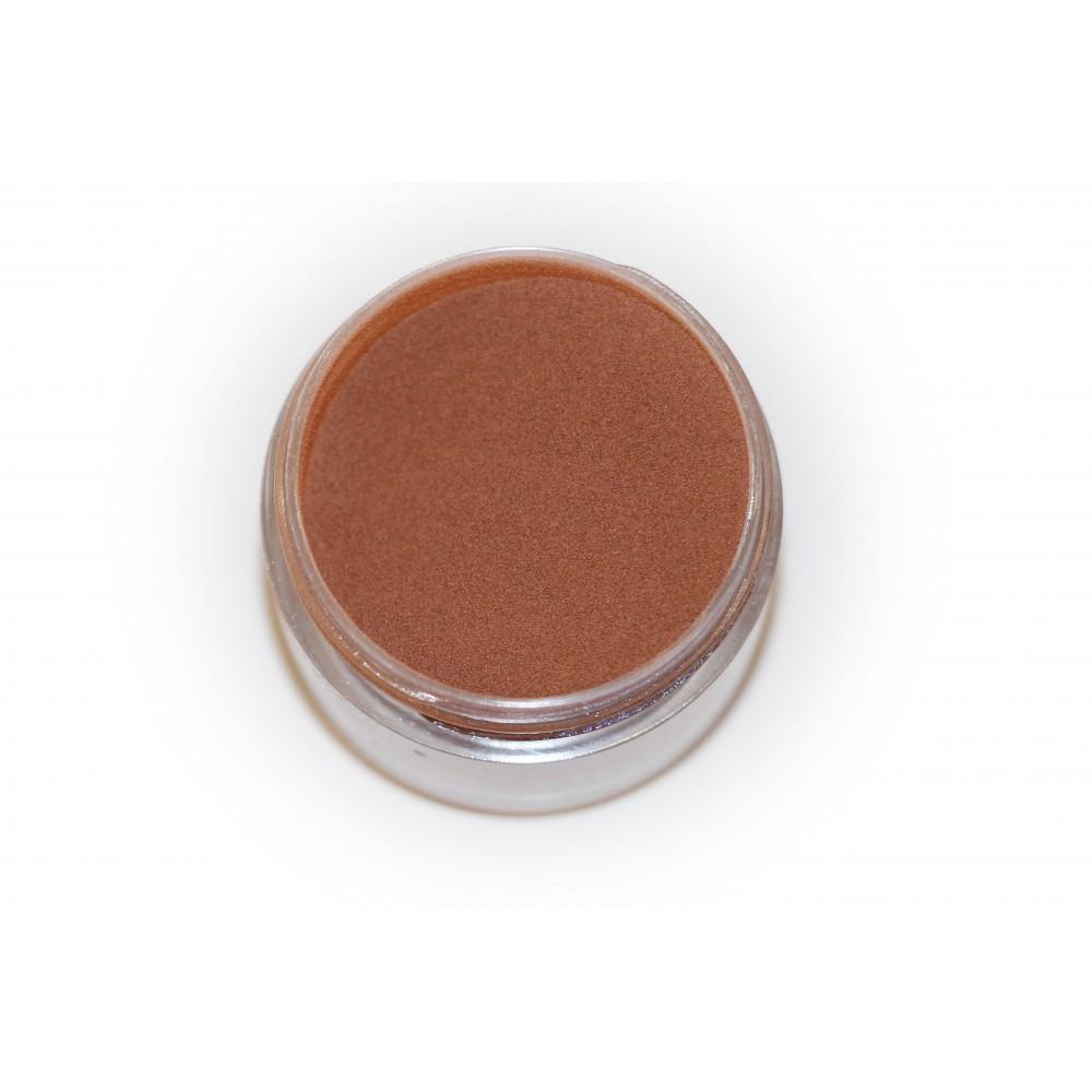 Цветная пудра для лепки LEX Rich Brown - 7г