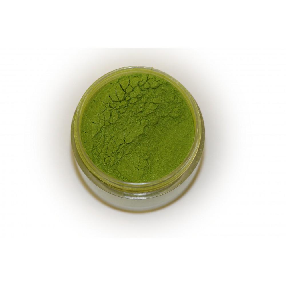 Цветная пудра для лепки LEX Rich Green - 7г