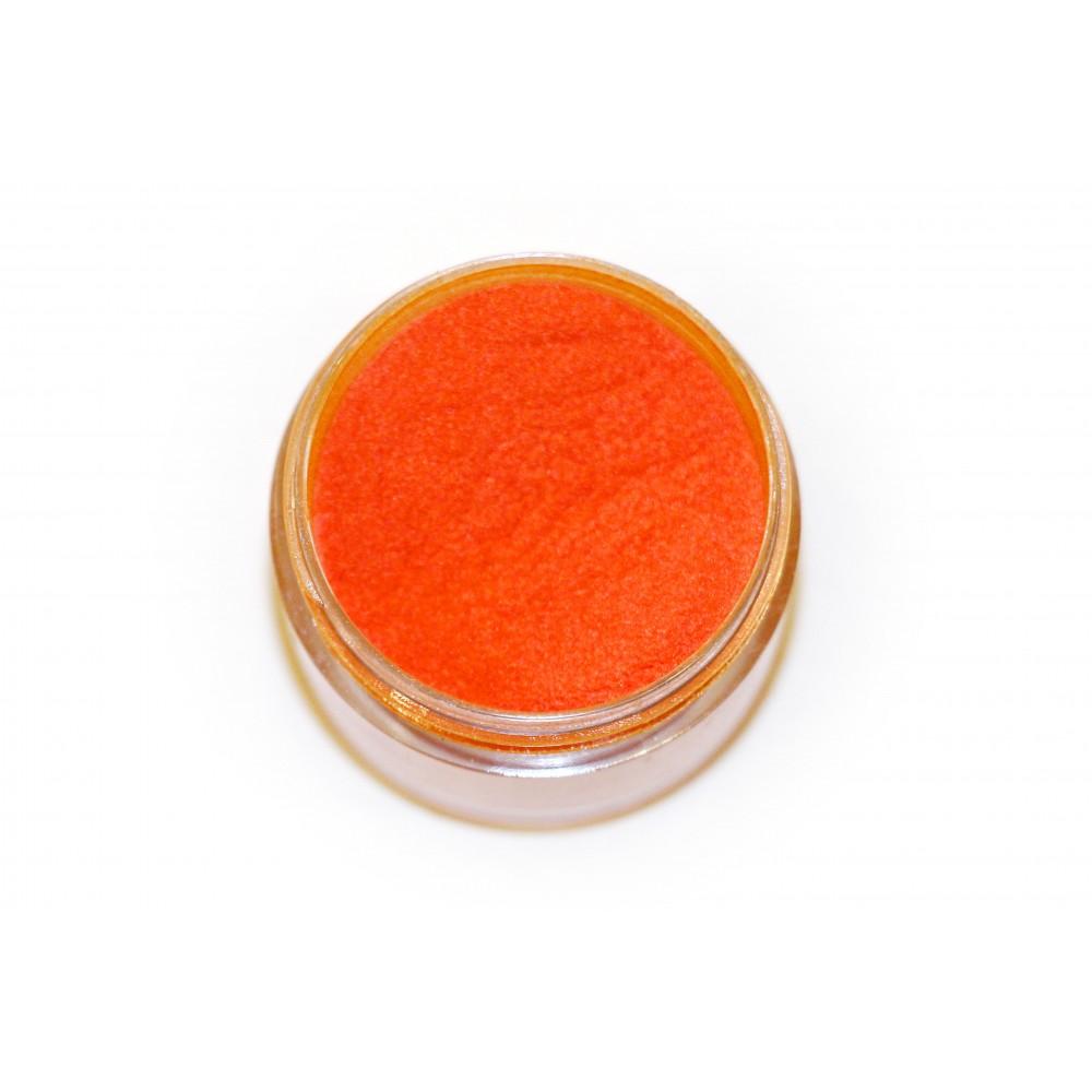 Цветная пудра для лепки LEX Rich Orange - 7г