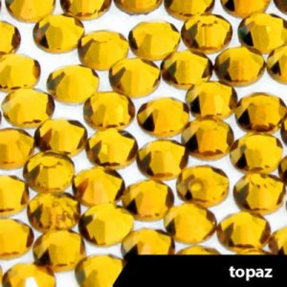 Стразы TOPAZ SS3-100шт